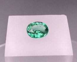 1.51ct Certified Natural PARAIBA TOURMALINE by TOPAZ GEMS
