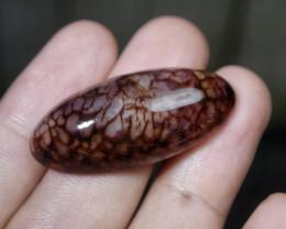 42.40 CT Beautiful Dragon Skin Chalcedony Agate