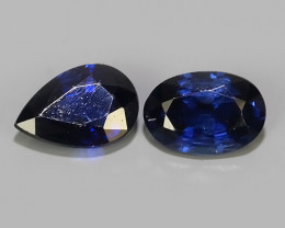1.05 CTS AWESOMEBLUE SAPPHIRE FACET GENUINE MADAGASCAR~EXCELLENT!!