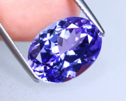 8.39cts Natural D Block Tanzanite Stone / T08 (Collection Grade)