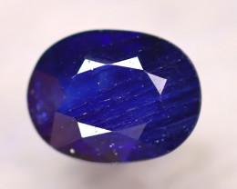 Ceylon Sapphire 3.54Ct Royal Blue Sapphire E2711/A23
