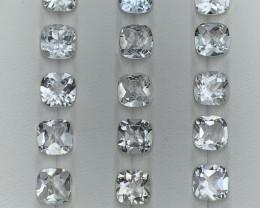 25.51 Carats Topaz Gemstones