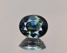 Natural Bi Color Sapphire 4.61 Cts Excellent Quality Gemstone