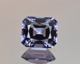 Natural Bluish Violet  Spinel 2.67 Cts from Burma