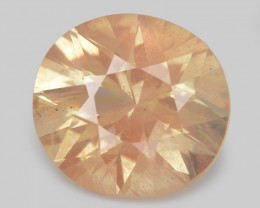 5.24 Cts Rare Oregon Sunstone Awesome Color ~ SN1