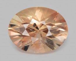 1.79 Cts Rare Oregon Sunstone Awesome Color ~ SN13