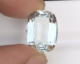 Quality Aquamarine 8.90 Ct Natural  Beautiful Aquamarine Gemstone