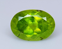 1.42Crt Sphene Color Change Natural Gemstones JI10