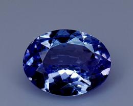 1.21Crt Natural Tanzanite Natural Gemstones JI10