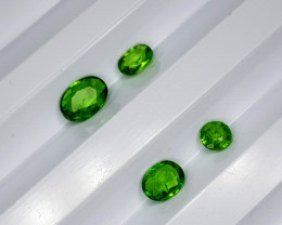 1Crt Rare Tsavorite Garnet Lot Natural Gemstones JI10