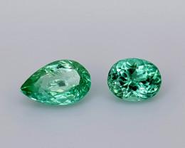 0.74Crt Paraiba Tourmaline Natural Gemstones JI10