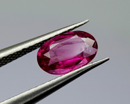 0.81Crt Natural Ruby Mozambique Natural Gemstones JI10