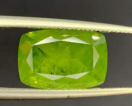 4 carat Rare Natural idocrase or vesuvianite gemstone