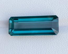 Natural Indicolite Tourmaline 15.24 blue Color Gemstone