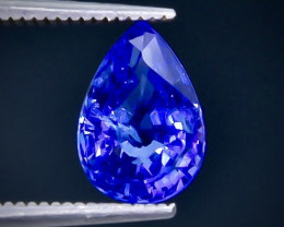 2.24 Crt Tanzanite Faceted Gemstone (Rk-81)