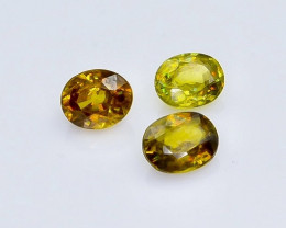 1.27 Crt Sphene Faceted Gemstone (Rk-81)