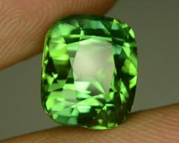 4.85 ct Bluish Green Tourmaline From Afghanistan