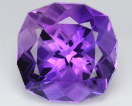 Amethyst 19.16 Cts Natural Purple Loose Gemstone
