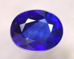 Ceylon Sapphire 2.90Ct Royal Blue Sapphire D2802/A23