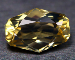 7.35Ct Ethiopian Fire Opal Crystal Flash Fire Opal Precision Cut A2511
