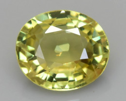 Golden Mali Garnet 1.29 ct Untreated Mozambique Mined SKU-49