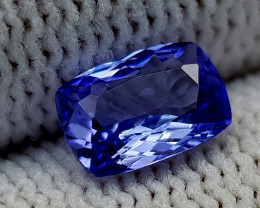 0.91CT TANZANITE BEST QUALITY GEMSTONE IIGC16