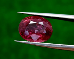 4.75CT RUBELLITE TOURMALINE BEST QUALITY GEMSTONE IIGC16