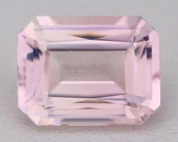 2.19Ct Morganite VVS Sweet Pink Beryl Color Natural Madagascar C2611
