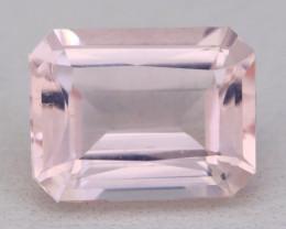2.23Ct Morganite VVS Sweet Pink Beryl Color Natural Madagascar C2615
