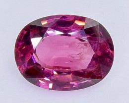 1.88 Crt Natural Grape Garnet  Faceted Gemstone.( AB 7)