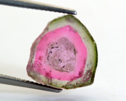 8.90 CT Watermelon Tourmaline Slice -IM30