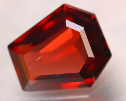 Almandine 2.10Ct Natural Vivid Blood Red Almandine Garnet E0304/B3