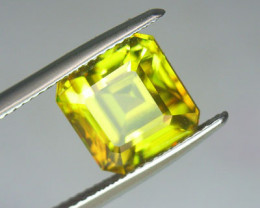 6.28ct COLLECTORS SPHENE