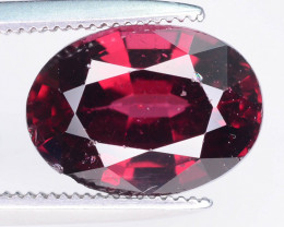 Top Quality 3.95 ct Reddish Color Garnet ~ MS
