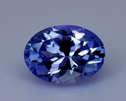 1.21Crt Natural Tanzanite Natural Gemstones JI11