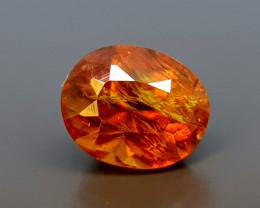 1.55Crt Rare Bastnasite Color Change Natural Gemstones JI11