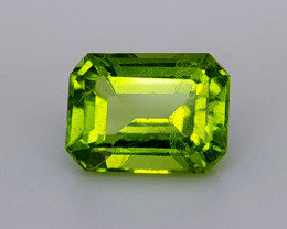 1.85Crt Natural Pakistan Peridot Natural Gemstones JI11