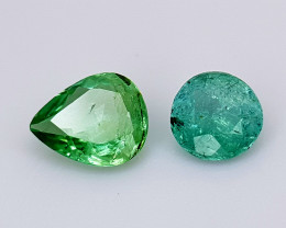 0.74Crt Paraiba Tourmaline Natural Gemstones JI11