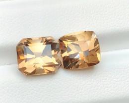 10.35 carats Brown Topaz Gemstones Parcels