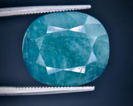 15.55 Crt  Grandidierite Faceted Gemstone (Rk-82)