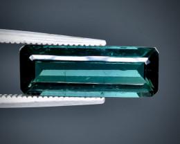 5.01 Crt  Tourmaline  Faceted Gemstone (Rk-82)