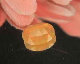Beautiful Multi Fire Opal in Rose Cut Ring Size Gemstone