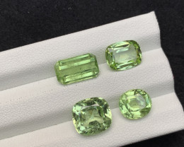 13.70 Carats  Natural  Peridot Gemstone Parcel