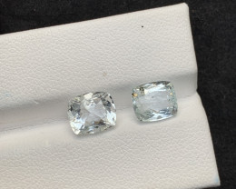 4.20 Carats Natural Aquamarine Gemstones