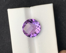 5.25 carat Attractive color Fancy Cut gemstone