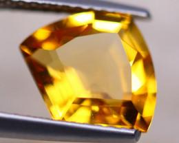 2.01Ct Natural Yellow Citrine Fancy Cut Lot LZ7520