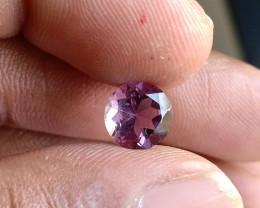 8 mm Round Genuine Amethyst Gemstone Natural+Untreated VA5298