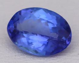 Tanzanite 1.10Ct VVS Natural Oval Master Cut Vivid Blue Tanzanite B2816