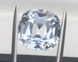Top Grade 6.40 ct lovely Aquamarine Ring Size