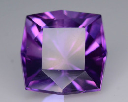 AAA Cut & Color 7.90 ct Untreated Amethyst ~ K